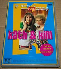 Kath & Kim : Series 1 : Episodes 1-8 (DVD, 2007, 2-Disc Set) New & Sealed