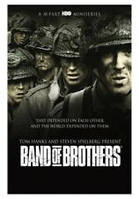 Warner Home Video D544363D Band Of Brothers (Dvd/Ws/6 Disc/Re-Pkgd/Viva)