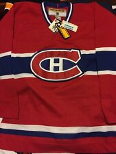 Montreal Canadiens Official Licensed NHL Away Jersey Autographed By Brian Savage