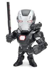 "Captain America Civil War Die-Cast War Machine Metals 6"" Figure Marvel JADA"