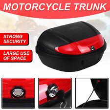 Topcase Motorradkoffer Roller Koffer Motorrad 52 L 2 Helme inkl. Adapterplatte