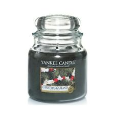 Yankee Candle Chrismas Garland Medium Jar