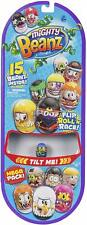 Mighty Beanz - Flip, Roll 'N Race - Collector Pack - 15 Count