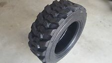 Bobcat Tyres skid steer heavy duty 10-16.5 12 Ply Brand new.