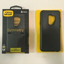 NEW: OtterBox Symmetry Series Black Case - Samsung S9 Plus