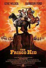 THE FRISCO KID Movie POSTER 27x40 UK