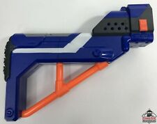 Nerf N-Strike Elite Retaliator Shoulder Stock White/Blue Mint Free Shipping