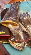 Salisbury Gloves By Honeywell Ansiastm D120 Class 2 Type 1 17000v One Glove