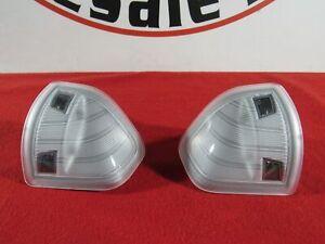 DODGE RAM Left & Right Side LED Outside Rear View Mirror Turn Signal Lamps MOPAR