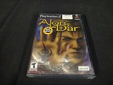 Legend of Alon D'ar (Sony PlayStation 2, 2001) Brand New Factory Sealed