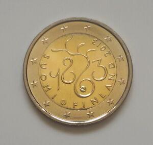 Finlande 2013 Parlement pièce de 2 euro commémorative neuve
