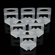 400-3000 St Nivelliersystem Zuglaschen Fliesen 1.5 /2mm Verlegehilfe Laschen DE