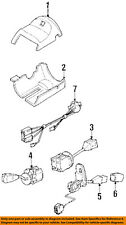 BMW OEM 95-99 318ti Steering Column-Signal Switch 61318360909