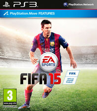 FIFA 15 (Sony PlayStation 3, 2014) in perfect condition