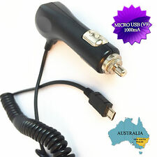 Micro USB Car Charger for Samsung Galaxy S1 S2 S3 S4 S5 ACE Note 2 3 4 Alpha