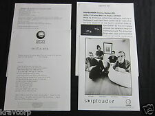SKIPLOADER 'FROM CAN THROUGH STRING' 1995 PRESS KIT--PHOTO