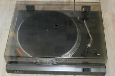 SONY PS-11 PS 11 Automatic Stereo Turntable System Direct Drive Plattenspieler