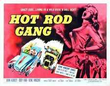 Hot Rod Gang Cartel 02 Letrero De Metal A4 12x8 Aluminio