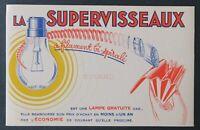 BUVARD SUPERVISSEAUX à filament bi-spirale TSF Blotter