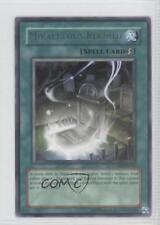 2006 Yu-Gi-Oh! Cyberdark Impact #CDIP-EN044 Miraculous Rebirth YuGiOh Card 1l2