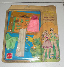 Vestito THE SUNSHINE FAMILY La Famiglia felice MATTEL Bambola Doll Dress-up 2