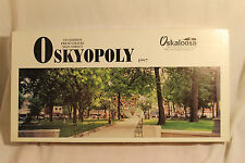 Oskyopoly Oskaloosa Iowa Board Game 1997 Opened Box Unused 1st Edition