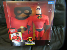 "Mr. Incredible Super Set, 13""  Custome  Mask, Shirt Sz 4 - 6X Titan Hero"