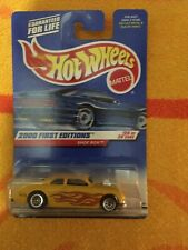 Hot Wheels 2000 First Editions Shoe Box