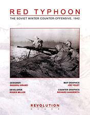 Revolution Wargames Red Typhoon: The Soviet Winter Counter-Offensive New In Zip