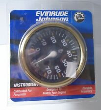"""BRB Johnson Evinrude 3"""" Universal Tachometer PN 0775805 New old stock"""