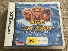 Age Of Empires: The Age Of Kings Nintendo DS Free Postage In Aus