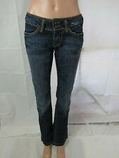 Serfontaine Havana Low Pro Low Rise Boot Cut Blue Jean Size 25