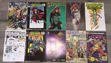 Chains Of Chaos, Spawn, Dawn & Others Mixed Comic Book Lot 2