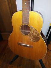 Vintage Regal Acoustic Parlor Guitar