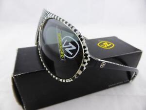 Von Zipper ROCKFORD Sunglasses White Czech - Grey Lens SMFFQROC_WCZ