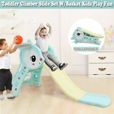 Toddler Climber Slide Play Swing Set Kids Indoor Outdoor Playground Playset Toy
