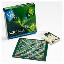 Mattel Travel Scrabble Edition Board Game(new)