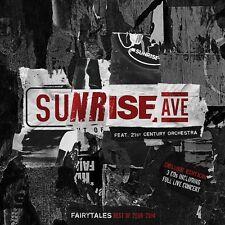 SUNRISE AVENUE & 21ST CENTURY ORCHESTRA - FAIRYTALES-BEST OF 2006-2014 3 CD NEU