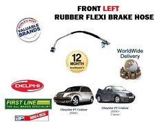 pour Chrysler PT CRUISER 2.0 2.2DT 2.4 2000> Côté GAUCHE Durite de frein Avant