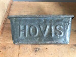 Original Vintage Hovis Bread Tin Baking Mould