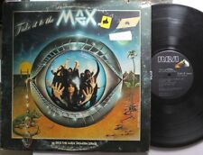 Rock Lp The Max Demian Band Take It To The Max On Rca