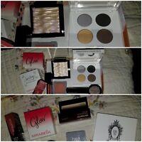 makeup: Sephora, Smashbox, Zang Toi, Mirabella, Hourglass, and Bang beauty
