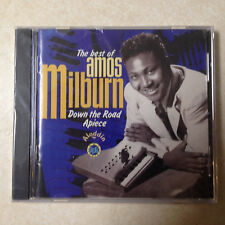 MILBURN, AMOS - DOWN THE ROAD APIECE   BEST OF BRAND NEW CD