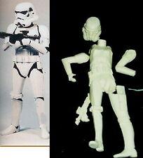 """5""""Star Wars STORM TROOPER Sci-Fi Classic Movies Resin Model Kit 1/12"""