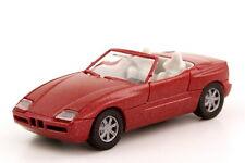 1:87 BMW Z1 weinrot-metallic rot red IA hellgrau - Herpa 030748