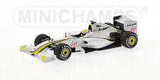 Brawn GP BGP001 J.Button 2009400090022 1/43 Minichamps