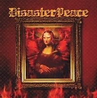 Disaster peace-same CD 2009 leatherwolf Crimson Glory