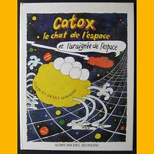 CATOX LE CHAT DE L'ESPACE ET L'ARAIGNÉE DE L'ESPACE 1988