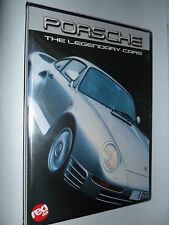 PORSCHE THE LEGENDARY CARS DVD 356 911 907 917 956 914 935 CARRERA GT 959 GT1 3