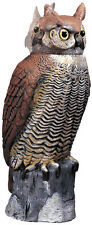 Dalen Ornamental Owl Animal Repellent ornamental owl 18 in